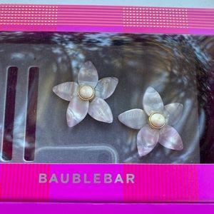 Baublebar Amariella Flower Stud Earrings